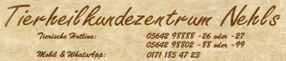 Tierheilkundezentrum Online Shop-Logo