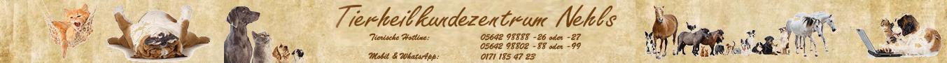 Kräuter, Homöopathie, Hufrehe, Sommerekzem, Bronchitis bei Pferden, Tierheilpraktiker Logo
